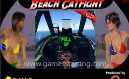 Beach Catfight Game