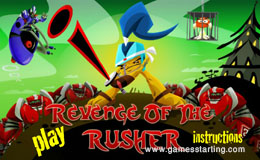 Revenge of the Rusher Game