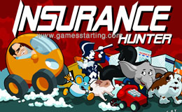 Insurance Hunter Game