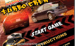 Turbo Crew Race Game