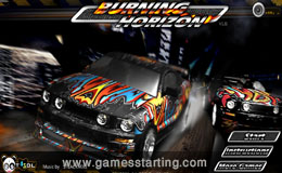 Buring Racing Game