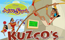 Kuzcos Quest for Gold Game