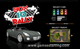 Box 10 Rally Game